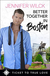 Better Together in Boston -- Jennifer Wilck